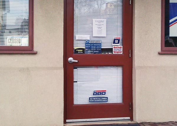 Sykesville Post Office closed as employees resign