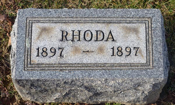 cauthorn - rhoda