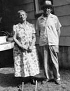 Ed Dorsey and Carrie Dorsey, Warren's parents