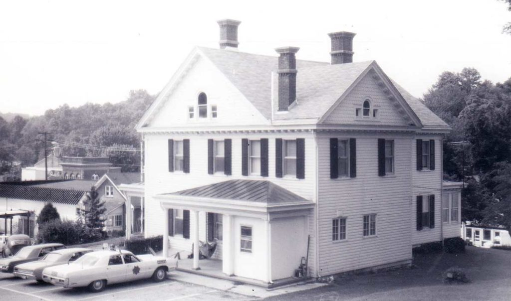 Sykesville Town House, dated 1972